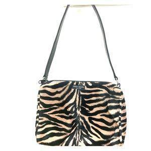 Vintage Kate Spade purse. Tiger or zebra print.